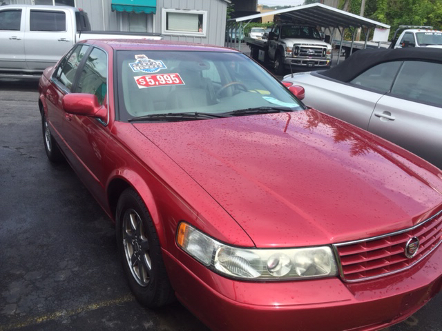 2002 Cadillac Seville For Sale In Kingston Ny