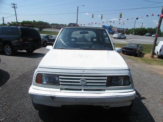 Suzuki Sidekick For Sale Nc