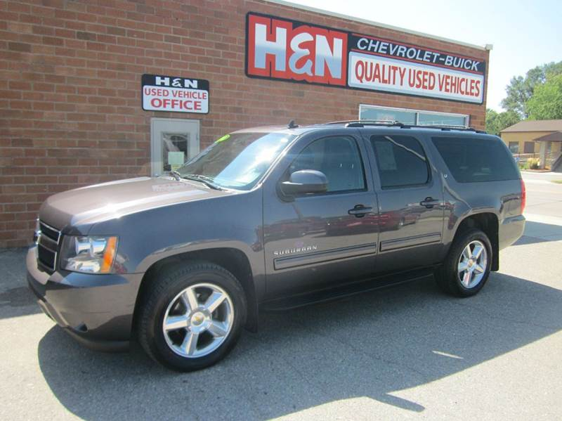 2010 chevrolet suburban for sale in spencer ia. Black Bedroom Furniture Sets. Home Design Ideas