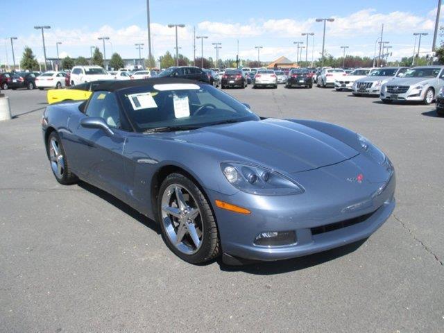 2011 Chevrolet Corvette For Sale In Billings Mt