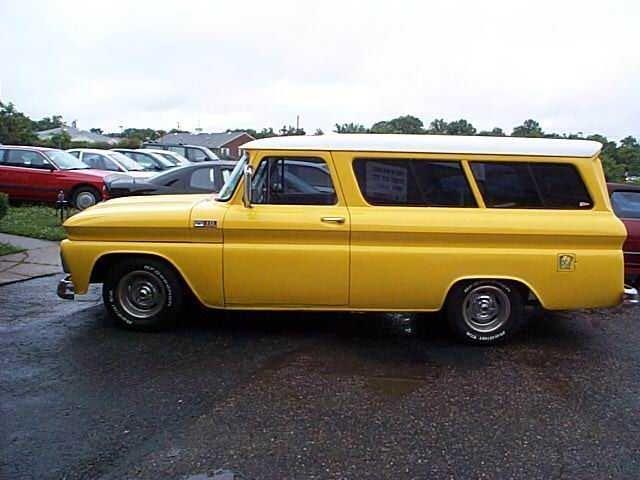 1965 Chevrolet Suburban For Sale Carsforsale Com