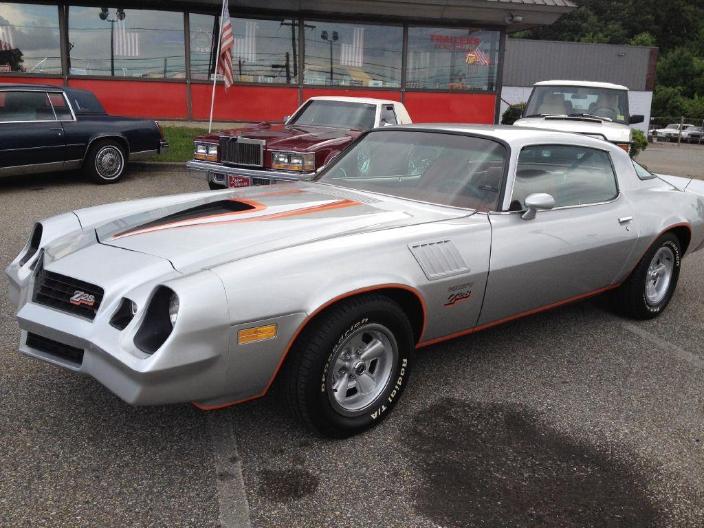1978 chevrolet camaro for sale in stratford nj. Black Bedroom Furniture Sets. Home Design Ideas