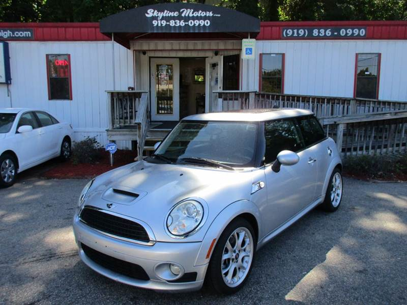 Mini for sale in raleigh nc for Skyline motors raleigh nc