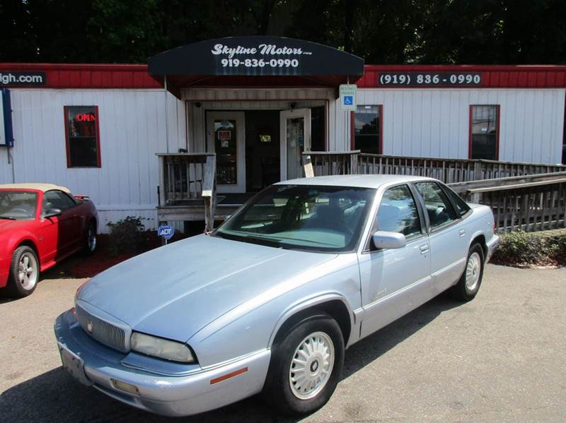 1996 buick regal for sale in raleigh nc for Skyline motors raleigh nc