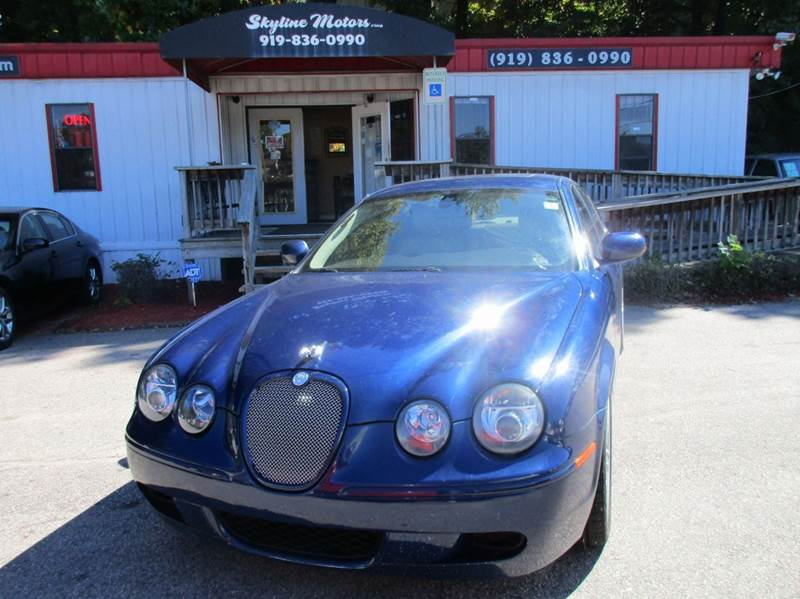 Jaguar s type r for sale in idaho for Skyline motors raleigh nc