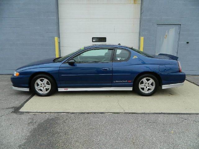 2003 Chevrolet Monte Carlo For Sale