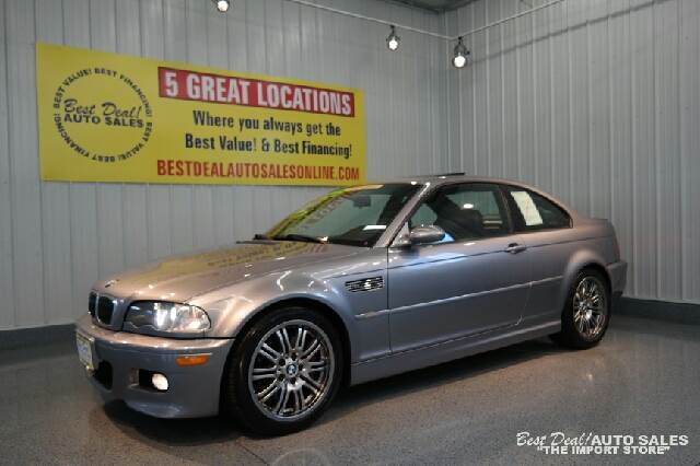 2005 bmw m3 for sale in fort wayne in. Black Bedroom Furniture Sets. Home Design Ideas