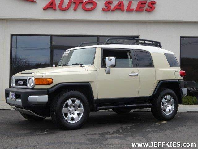 2008 toyota fj cruiser for sale in apalachin ny. Black Bedroom Furniture Sets. Home Design Ideas