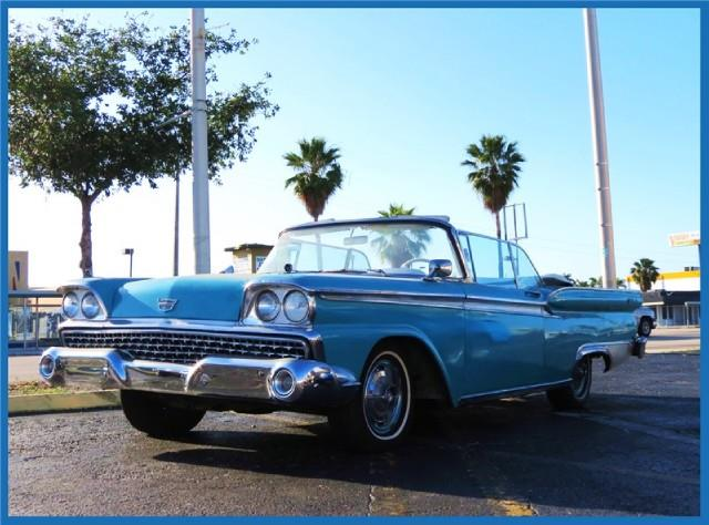 1959 Ford Fairlane for sale - Carsforsale.com