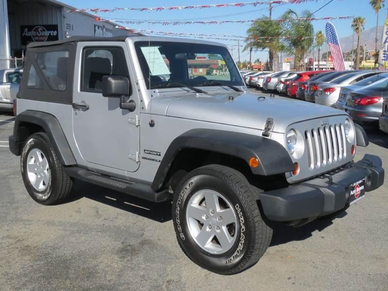 2011 Jeep Wrangler For Sale In Atlanta In Carsforsale Com