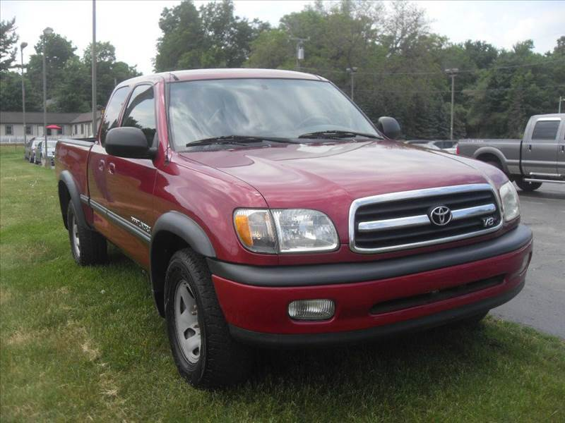 2002 toyota tundra for sale in imlay city mi. Black Bedroom Furniture Sets. Home Design Ideas