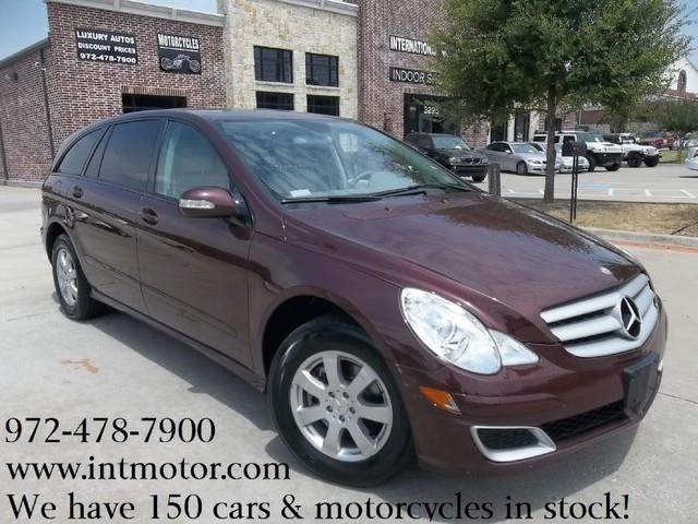 Mercedes benz r class for sale in milwaukee wi for International mercedes benz milwaukee