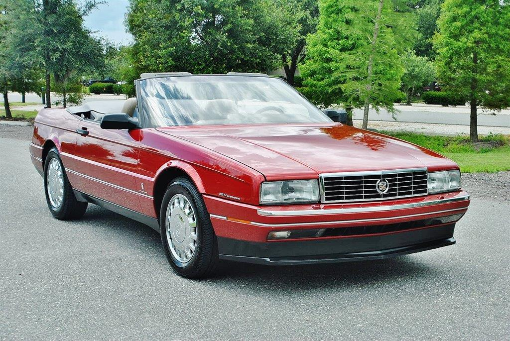 cadillac allante for sale in atlanta ga. Cars Review. Best American Auto & Cars Review