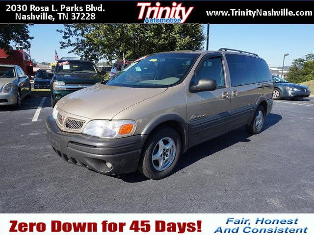 Pontiac montana for sale in gulfport ms for Alexander motors jackson tennessee