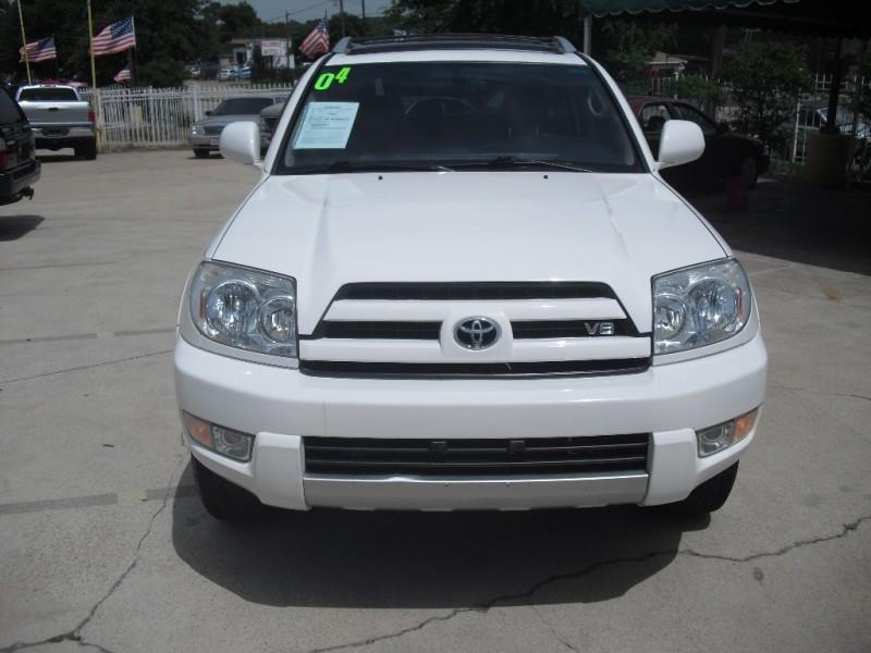2004 toyota 4runner for sale in dallas tx. Black Bedroom Furniture Sets. Home Design Ideas