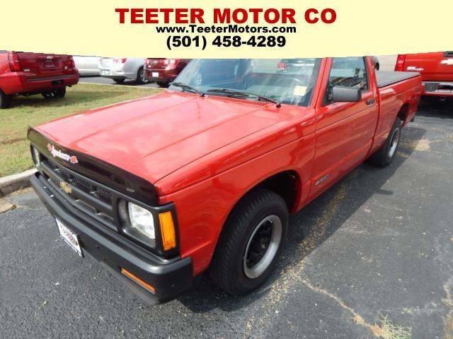 1991 chevrolet s 10 for sale for Teeter motor co used car division malvern ar