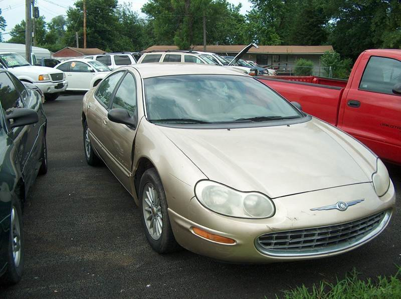 1998 chrysler concorde for sale in collinsville il. Cars Review. Best American Auto & Cars Review