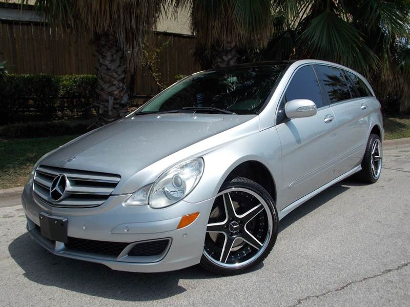 Mercedes benz r class for sale for Mercedes benz r350 for sale