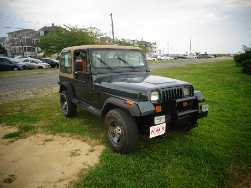 1994 jeep wrangler for sale in ocean grove nj. Black Bedroom Furniture Sets. Home Design Ideas