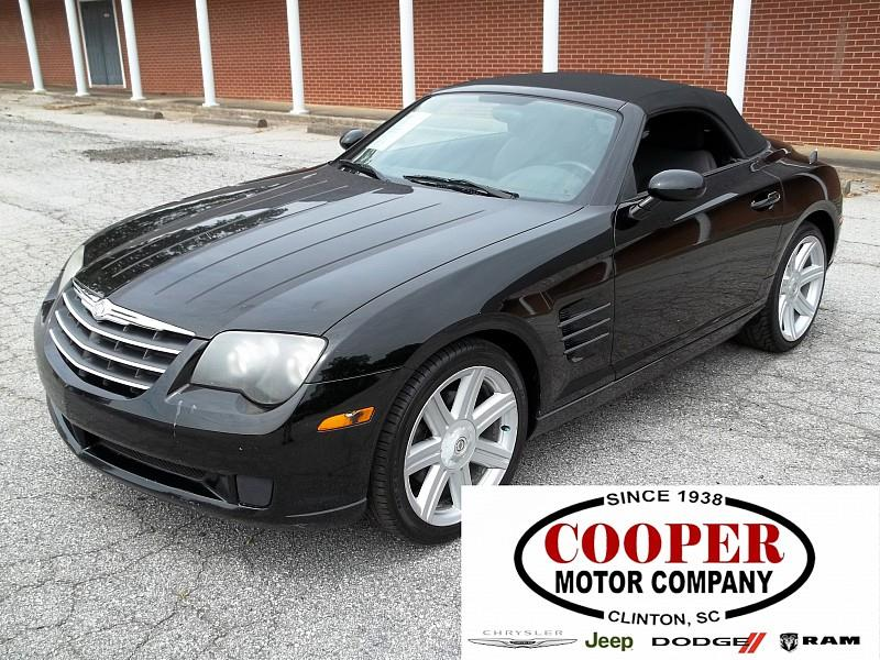 2005 chrysler crossfire for sale. Cars Review. Best American Auto & Cars Review