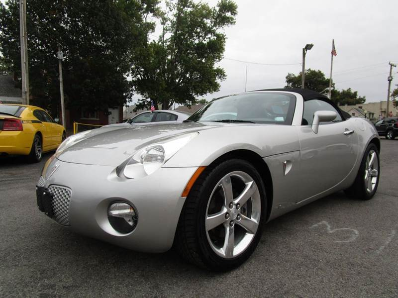 2007 pontiac solstice for sale in red bud il. Black Bedroom Furniture Sets. Home Design Ideas