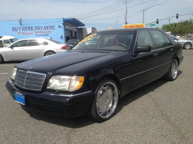 1997 mercedes benz s class for sale in north highlands ca for 1997 mercedes benz s320