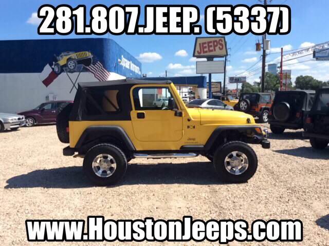 2004 jeep wrangler for sale in houston tx. Cars Review. Best American Auto & Cars Review