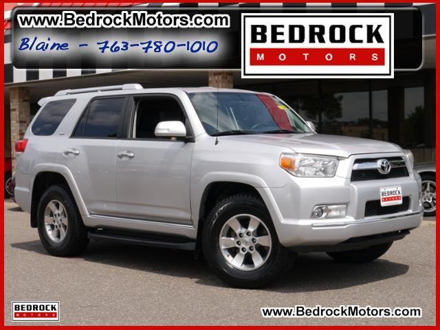 2010 toyota 4runner for sale in rogers mn. Black Bedroom Furniture Sets. Home Design Ideas