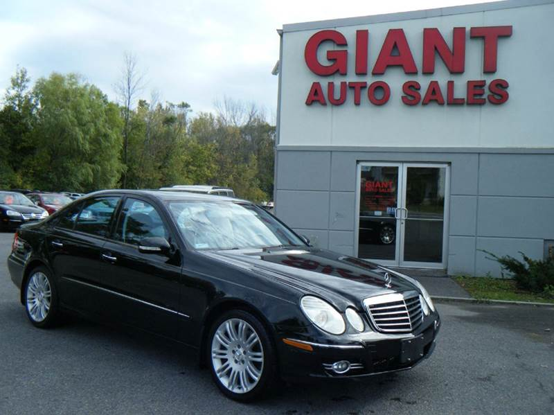 2007 mercedes benz e class for sale in east syracuse ny for Mercedes benz syracuse ny