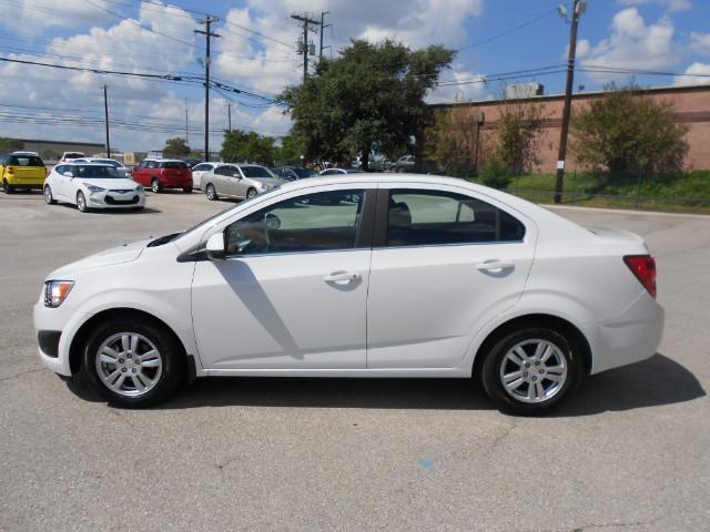 2014 Chevrolet Sonic For Sale In Austin Tx