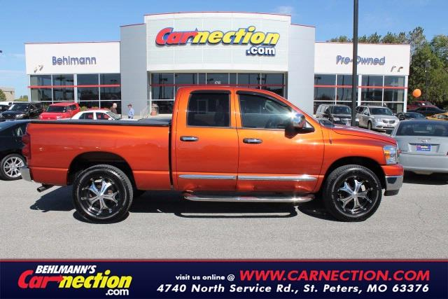 2008 Dodge Ram Pickup 1500 For Sale In Saint Peters Mo