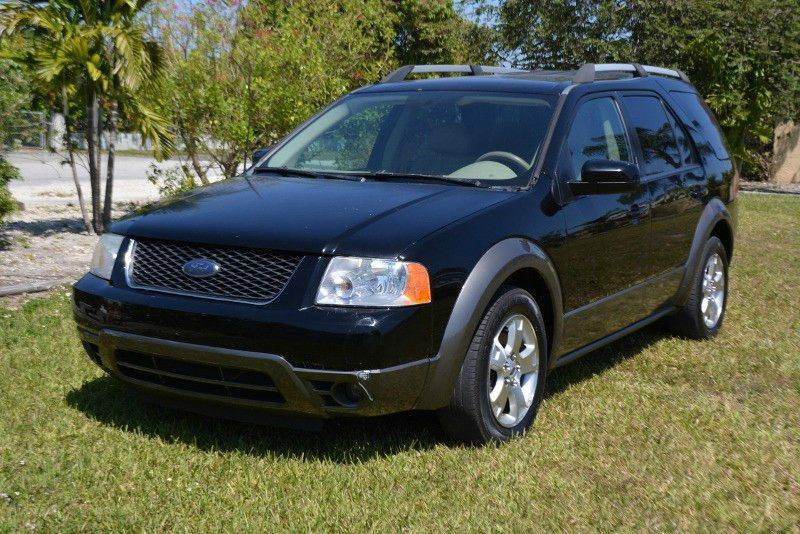 2006 ford freestyle for sale in north miami fl. Black Bedroom Furniture Sets. Home Design Ideas