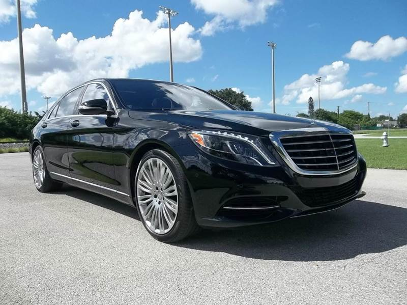 2015 mercedes benz s class for sale in delray beach fl for Mercedes benz s550 for sale in florida