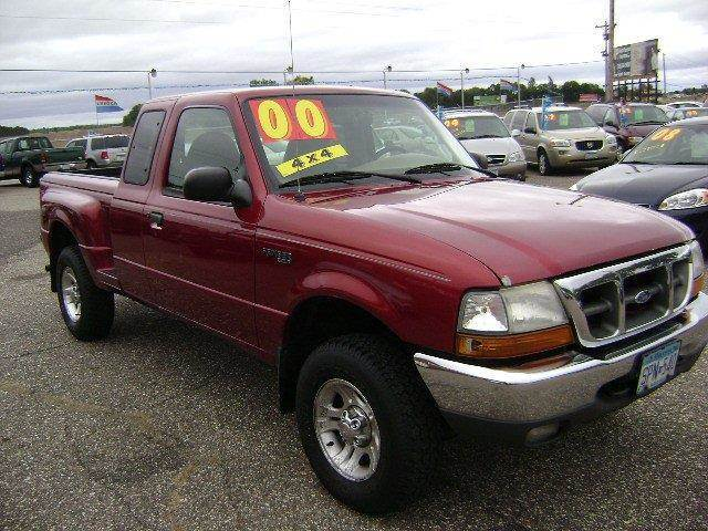 2000 ford ranger for sale in elk river mn. Cars Review. Best American Auto & Cars Review