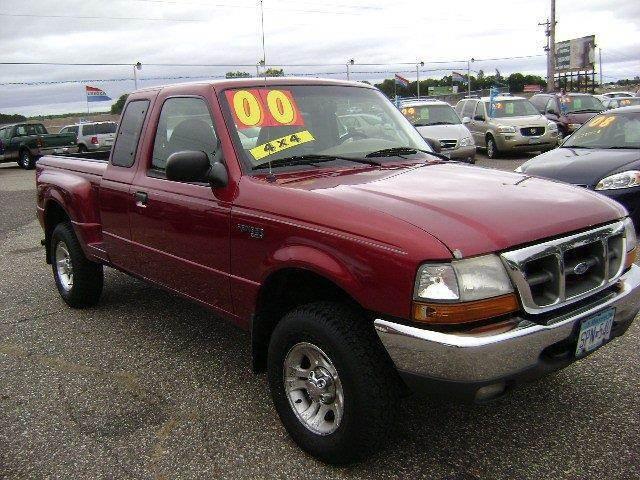 2000 ford ranger for sale in elk river mn. Black Bedroom Furniture Sets. Home Design Ideas