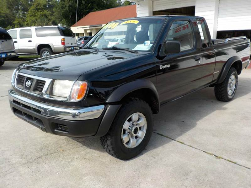 1998 nissan frontier for sale in savannah ga. Black Bedroom Furniture Sets. Home Design Ideas