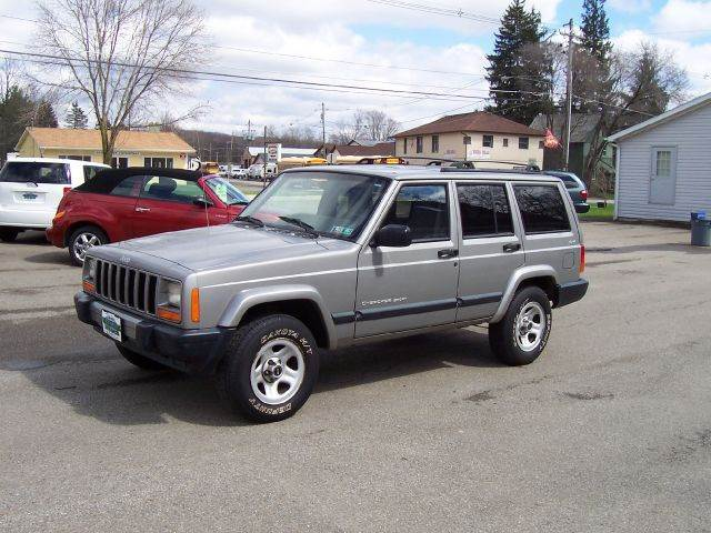 2000 jeep cherokee for sale in saegertown pa for Top gear motors winchester va