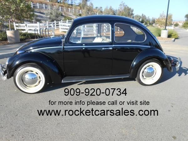 1966 volkswagen beetle for sale in rancho cucamonga ca for Hilltop motors jacksonville fl
