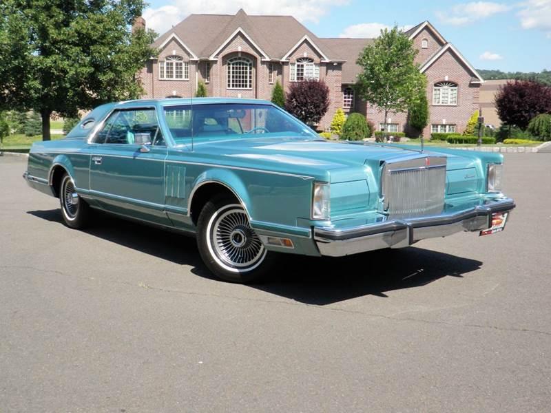 1979 Lincoln Continental For Sale Carsforsale Com