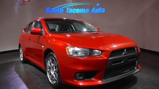 2008 mitsubishi lancer evolution for sale. Black Bedroom Furniture Sets. Home Design Ideas