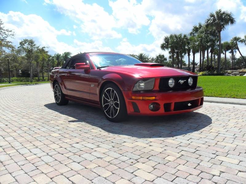 2007 ford mustang gt deluxe 2dr convertible ebay. Black Bedroom Furniture Sets. Home Design Ideas