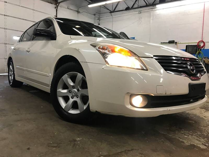 2009 Nissan Altima 2 5 Sl 4dr Sedan Cvt Fwd I4 2 5l Gasoline Used Nissan Altima For Sale In