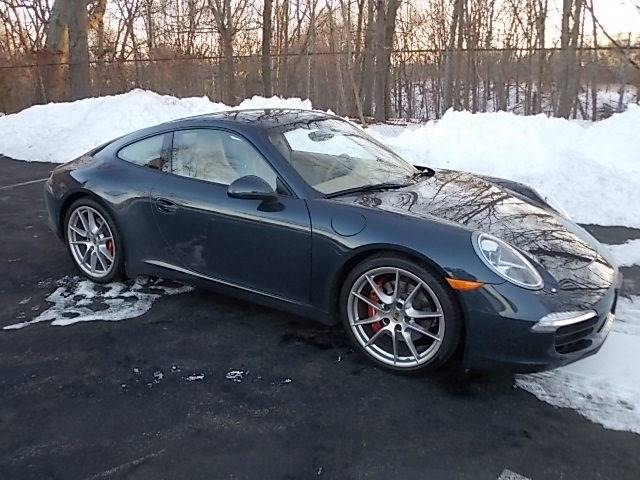 2013 Porsche 911 Carrera S 2dr Coupe Manual 7 Speed Rwd H6