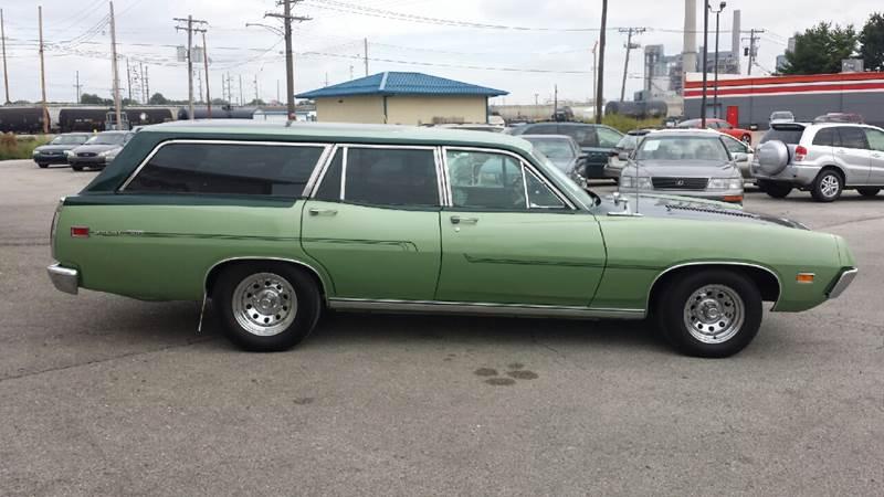 1971 ford torino 500 wagon ebay for Mendenall motors decatur il