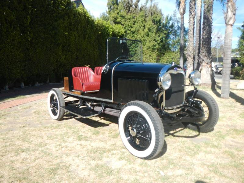 1926 Ford Model T Speedster 1926 Ford Model T Speedster Manual RWD I4 1.4L Gasoline