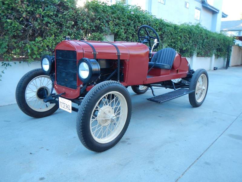 1926 Ford Model T Roadster 1926 Ford Model T Roadster Restored and NO RESERVE