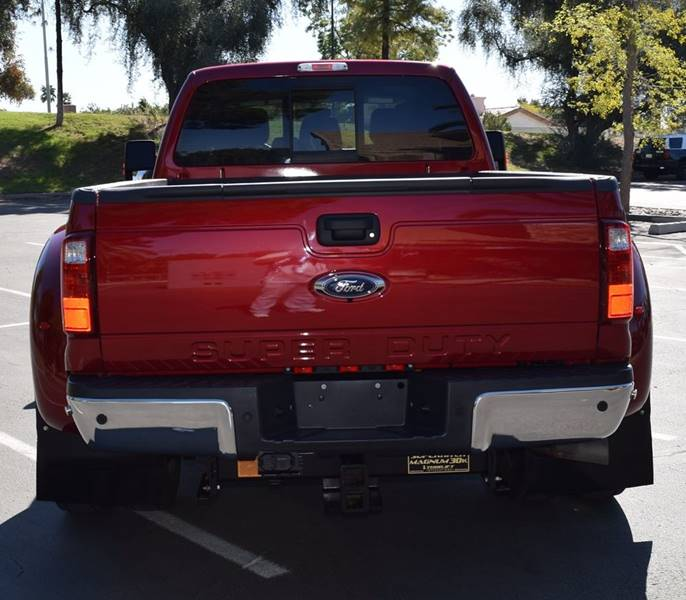 2016 ford f 450 lariat 4x4 4dr crew cab 8 ft lb drw pickup ebay. Black Bedroom Furniture Sets. Home Design Ideas