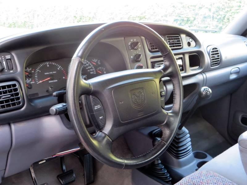 2002 Dodge Ram 2500 2002 Dodge 2500 5 9l Diesel Slt 5