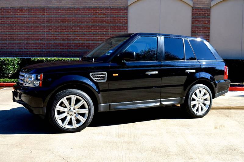 2008 land rover range rover sport supercharged le 4x4 4dr suv ebay. Black Bedroom Furniture Sets. Home Design Ideas