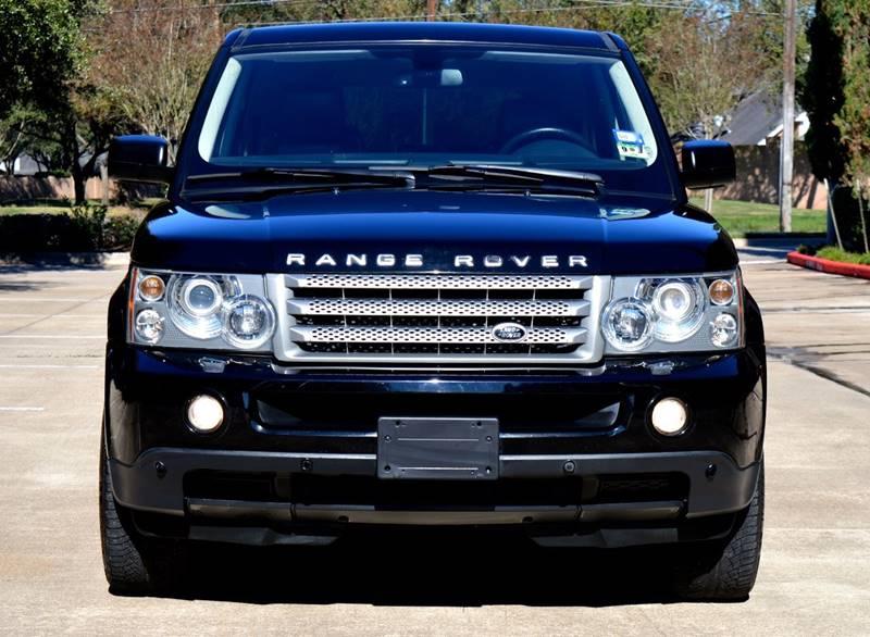 2008 land rover range rover sport supercharged le 4x4 4dr suv ebay. Black Bedroom Furniture Sets. Home Design Ideas